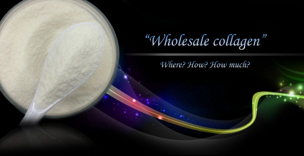 """Wholesale collagen"" Where? How? How much?"